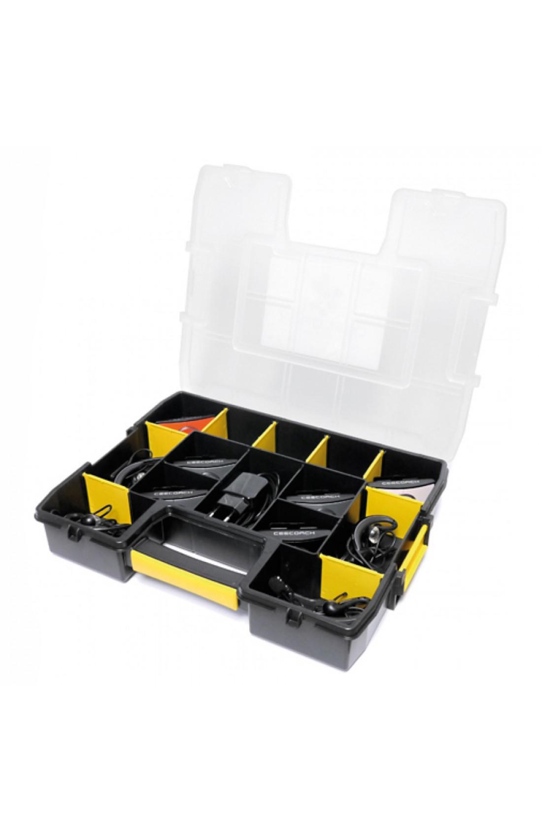 CEECOACH™- Koffer für 6 Geräte